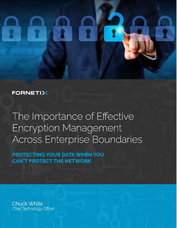 The importance of Effective Encryption Across Enterprise Boundaries