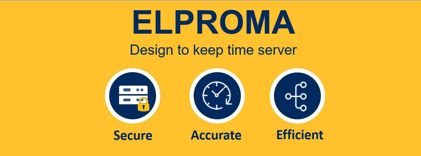 Elproma advantages